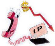 国际IP电话