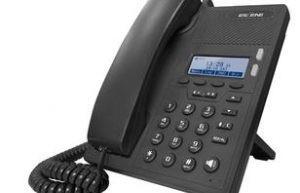 亿景ES205一款高性能,低价格的SIP电话机,配合IPPBX主机使用